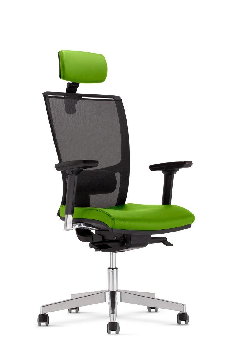 Krzesła i fotele biurowe wygodne, ergonomiczne w
