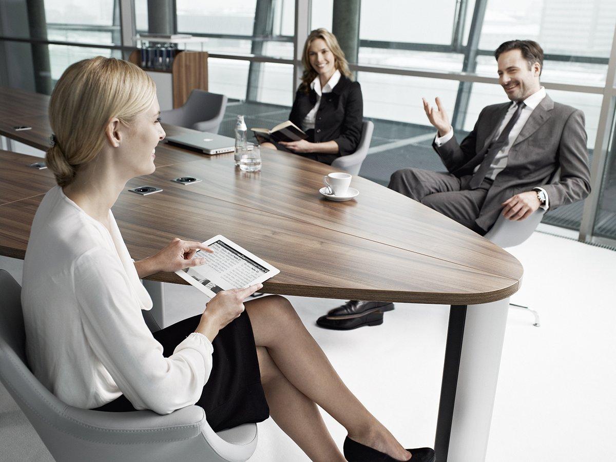 Stoły konferencyjne CX 3200 - nowoczesny stół konferencyjny