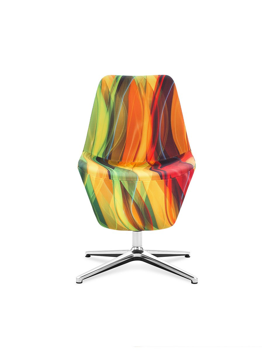 Krzesło konferencyjne Pelikan, fotel konferencyjny Pelikan
