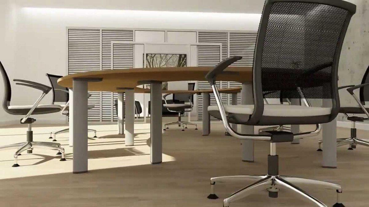 Modułowe stoły konferencyjne CX 3200, modułowe meble konferencyjne