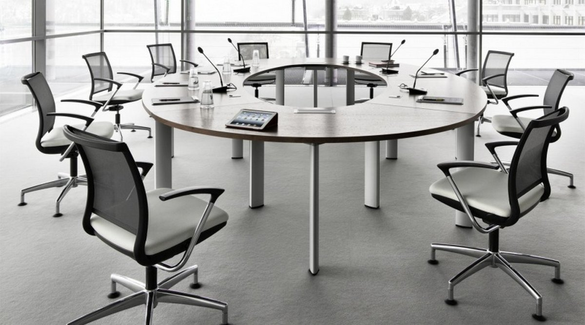 Krzesła konferencyjne SAIL, fotele konferencyjne SAIL do sali konferencyjnej