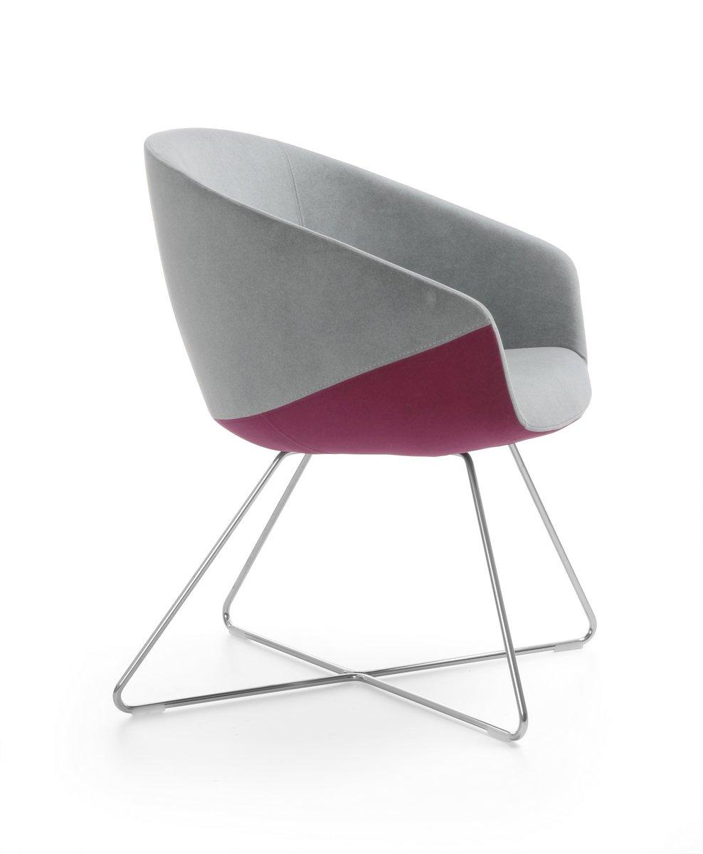 Fotel biurowy OCCO do sali konferencyjnej fotel tapicerowany