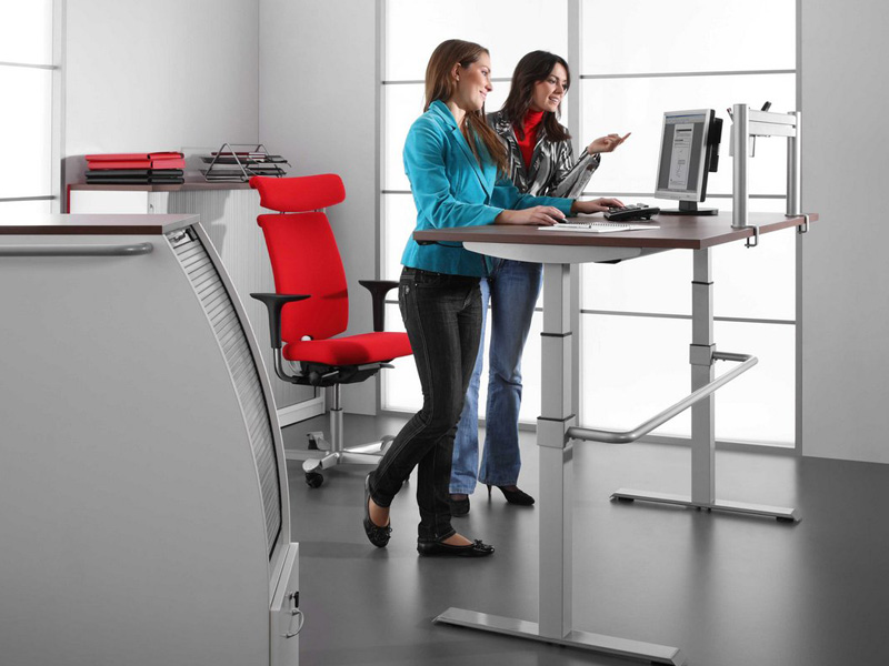 Jak urządzić biuro - ergonomia pracy