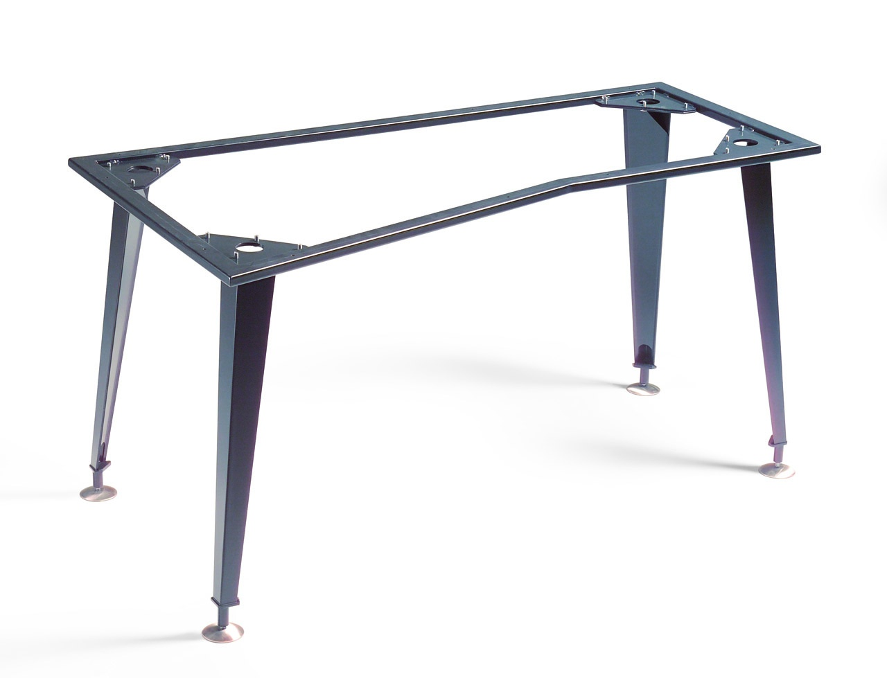 Stelaż biurka EVO ze stali