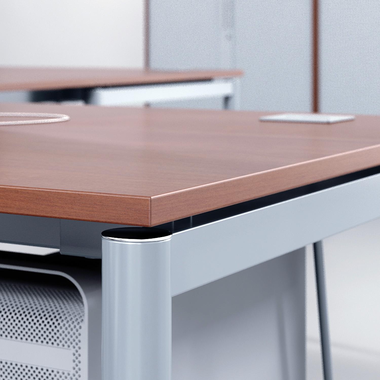 Nowoczesne meble gabinetowe PROFIL, system mebli gabinetowych PROFIL, stoły konferencyjne  gabinetowe PROFIL