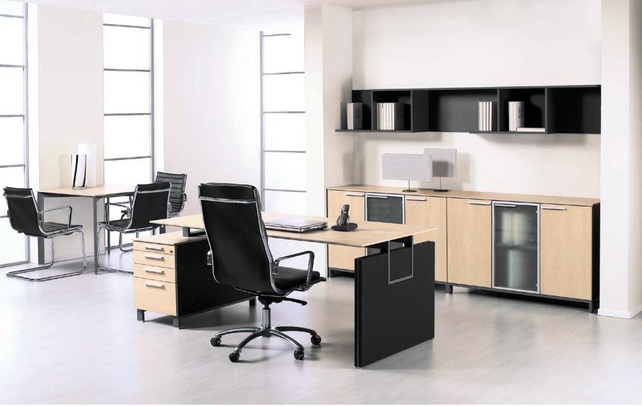 Klasyczne meble biurowe BINAR, klasyczne meble do gabinetu BINAR
