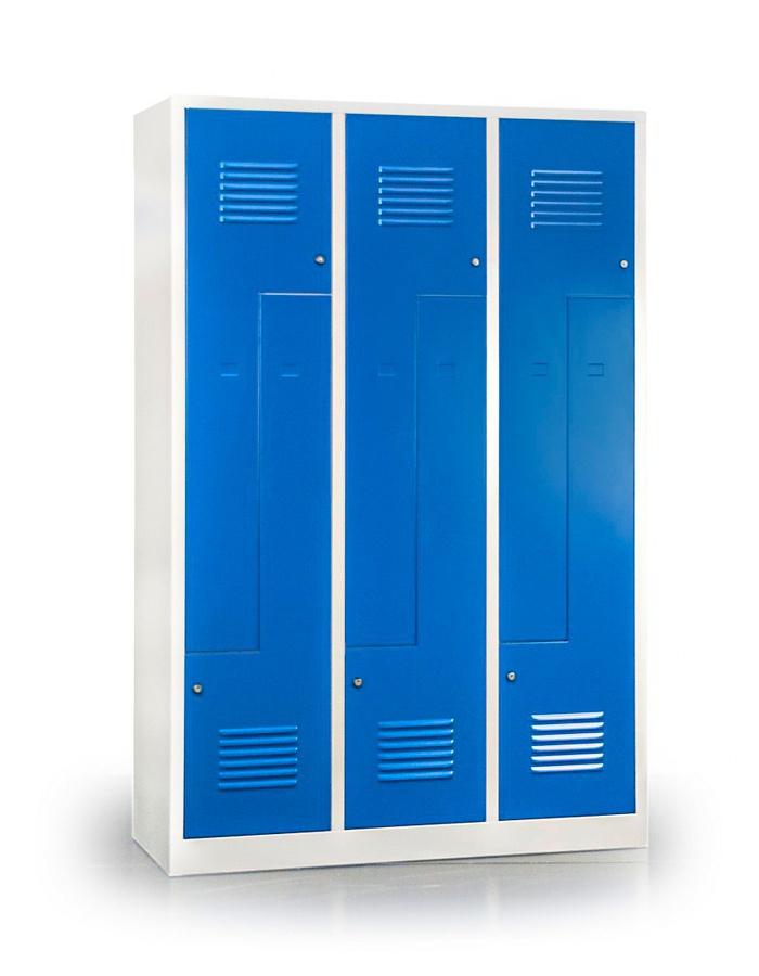 Metalowe szafy szkolne, metalowe szafki szkolne, metalowe szafy szatniowe, metalowe szafy bhp