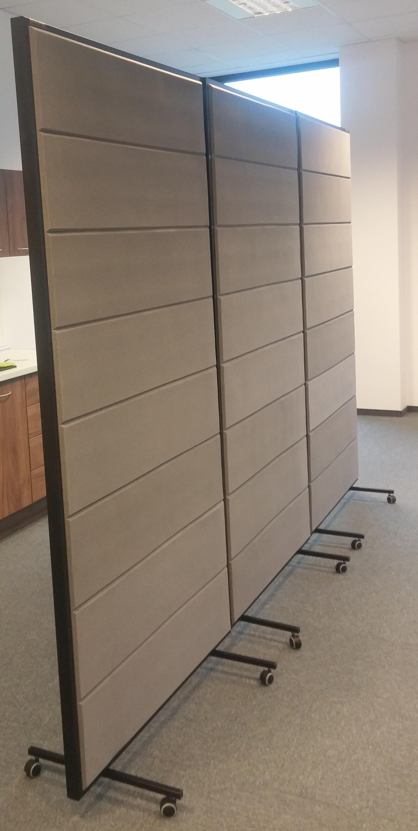 ścianki Ekrany Mobilne Akustyczne Moa Office Mebel Meble