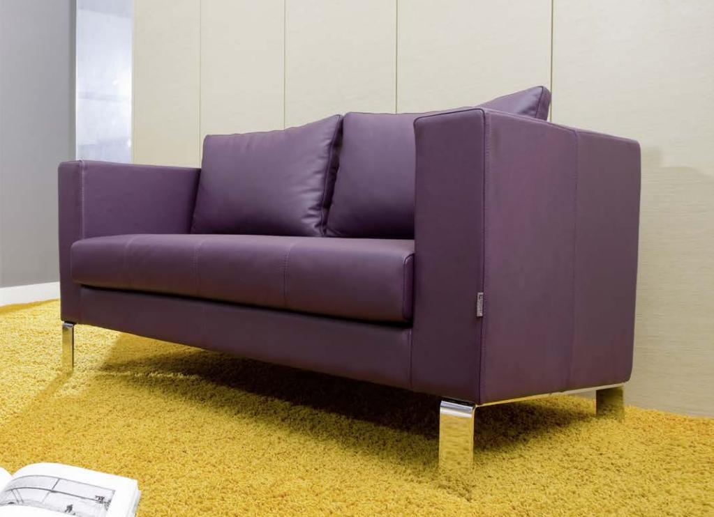 Sofy i fotele do poczekalni do biura HIGHLINE