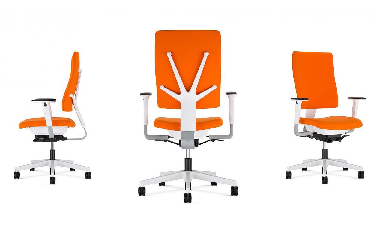 Ergonomiczne krzesła biurowe 4ME z OFFICE mebel z Krakowa